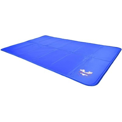 Arf Pets 23 x 35 Ped Dog Self Cooling Mat Pad for Kennels, Crates and Beds