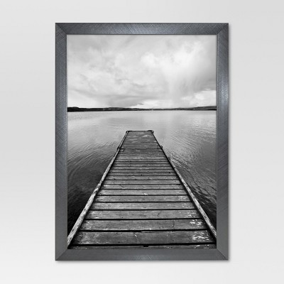 Metal Single Image Frame 5x7 - Gunmetal - Project 62™