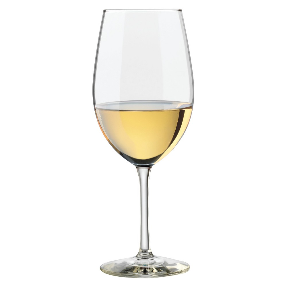 Libbey Chardonnay Wine Glasses 18oz - Set of 4