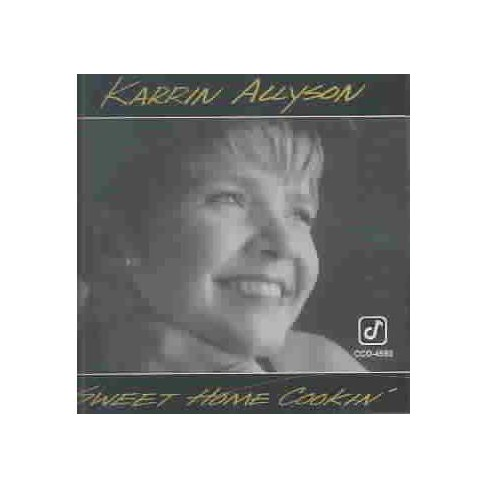 Karrin Allyson - Sweet Home Cookin (CD) - image 1 of 1