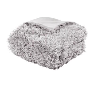 "50""x60"" Emma Faux Fur Throw Blanket - Lush Décor"