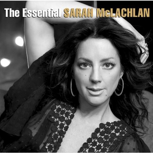 the essential sarah mclachlan target