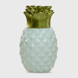 TIKI Pineapple Paradise Tabletop - White