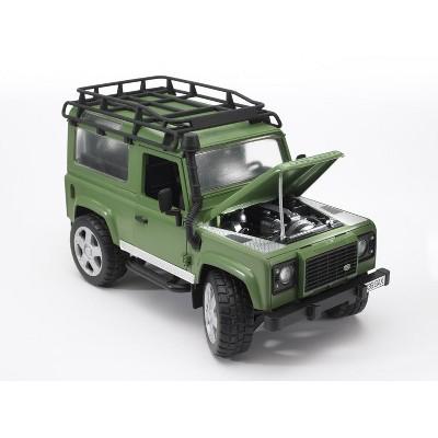 Bruder Land Rover Defender Station Wagon with Roof Rack