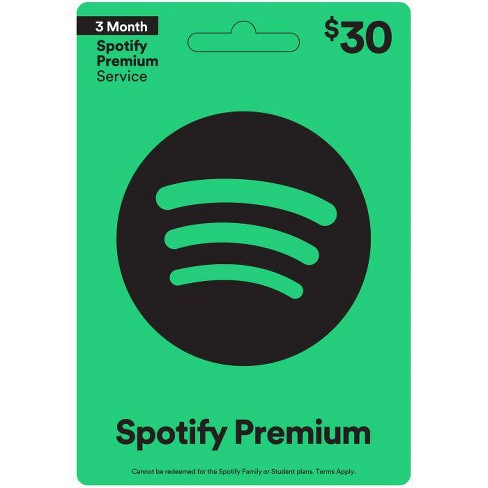 Spotify Gift Card (Email Delivery) - image 1 of 1