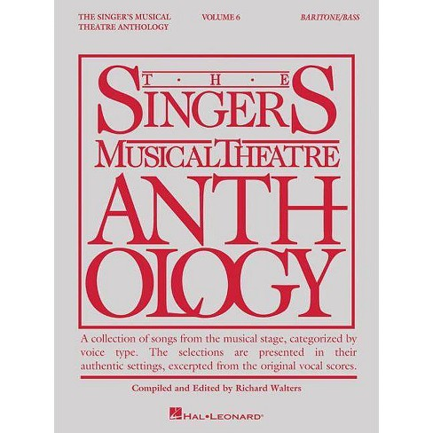 Singer's Musical Theatre Anthology - Volume 6 - by  Richard Walters (Paperback) - image 1 of 1