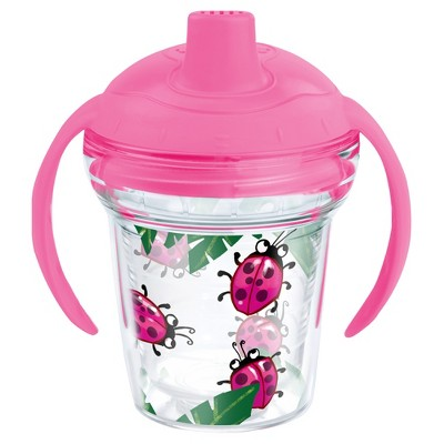 Tervis Ladybug Trainer Sippy Cup - Pink 6oz