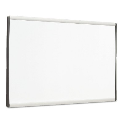 Quartet Magnetic Dry-Erase Board Steel 11 x 14 White Surface Silver Aluminum Frame ARC1411
