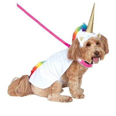 Rubies Light Up Unicorn Pet Costume