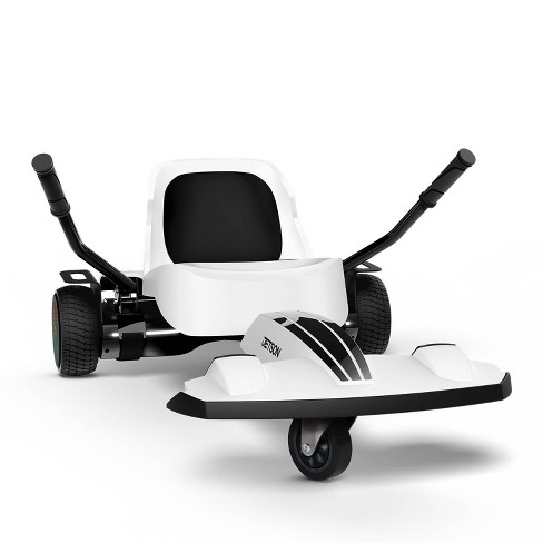 Jetson Impulse Jetkart Combo Electric Scooter White Target