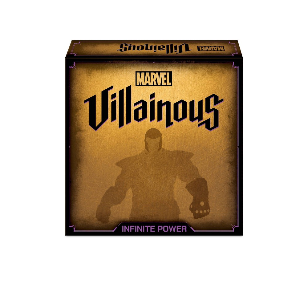 Marvel Villainous Board Game