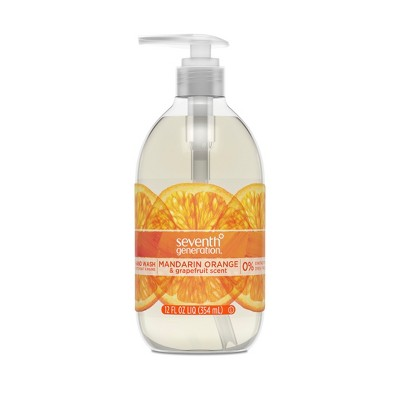 Hand Soap: Seventh Generation