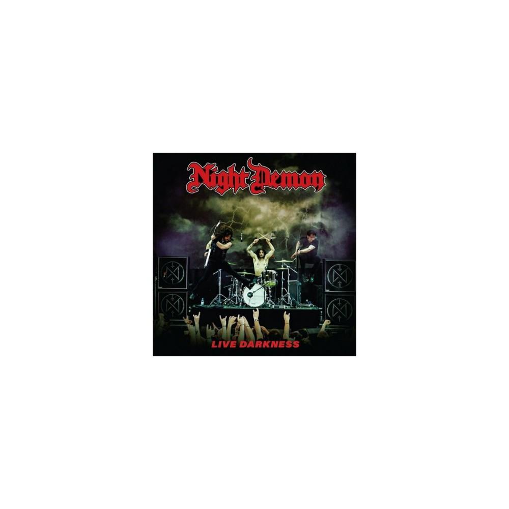 Night Demon - Live Darkness (Vinyl)