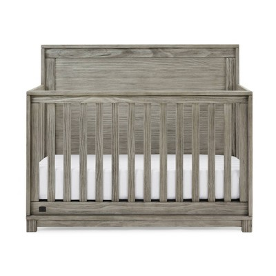 Simmons Kids' Willow 6-in-1 Crib - Rustic White