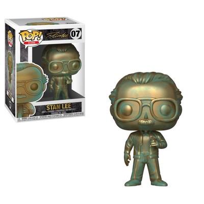 Funko POP! Marvel: Stan Lee (Patina)
