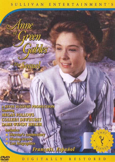 Anne of Green Gables: The Sequel (dvd_video) - image 1 of 1
