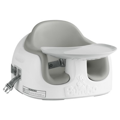 Bumbo Infant Positioning Seat - Gray