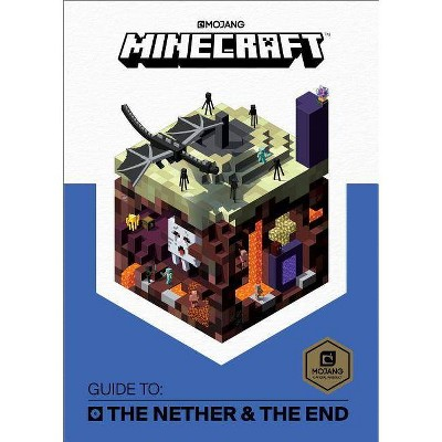 Minecraft Guide to the Nether and the End - by Mojang Ab (Hardcover)