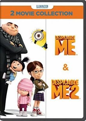 Despicable Me 2-Movie Collection (DVD)