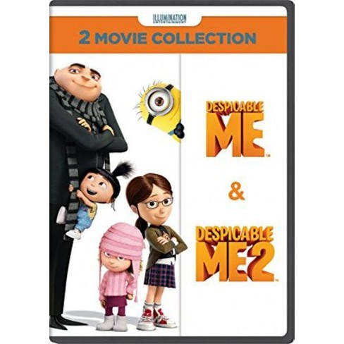 Despicable Me 2-Movie Collection (DVD) - image 1 of 1