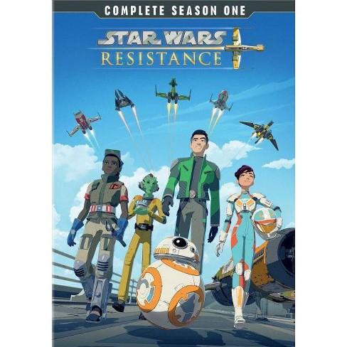 Star Wars Resistance Season 1 (DVD) - image 1 of 2