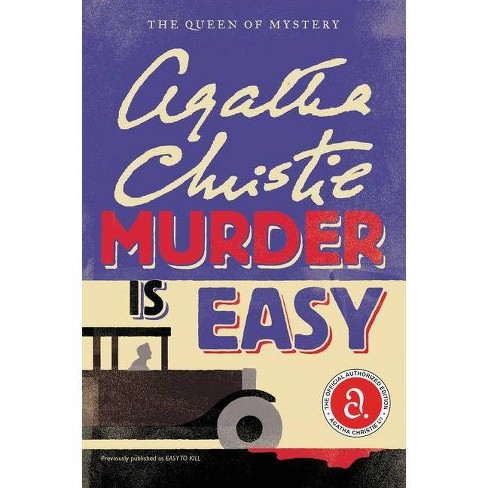 Murder Is Easy - by  Agatha Christie (Paperback) - image 1 of 1