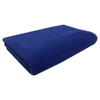 Everyday Bath Towel Dancing Blue - Room Essentials™