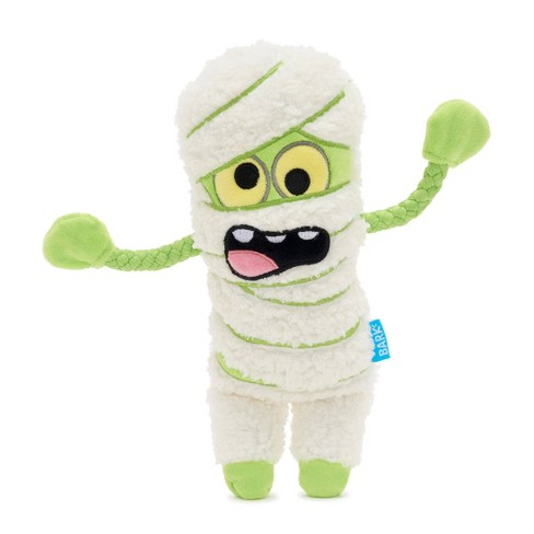 Bark Mummy Halloween Dog Toy - Mummy Dearest - image 1 of 4