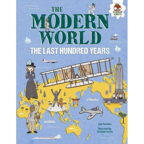 The Modern World - (Human History Timeline) by  John Farndon (Hardcover) - image 1 of 1
