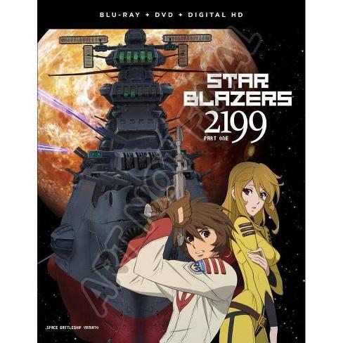 Star Blazers Space Battleship Yamato 2199 Part 1 Blu Ray 2018 Target