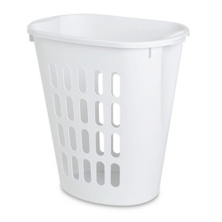Sterilite® Oval Laundry Hamper - White