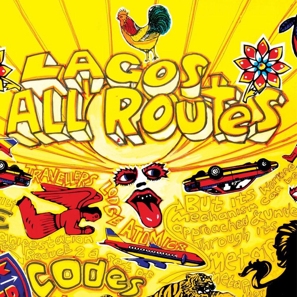 Various - Lagos All Routes (Vinyl)
