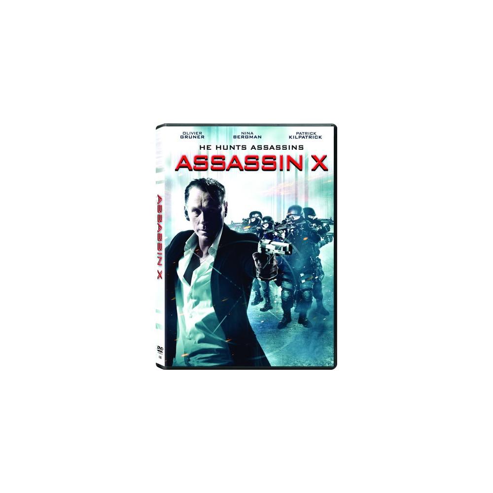 Assassin X (Dvd), Movies