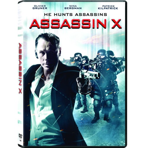 Assassin X (DVD) - image 1 of 1