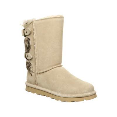 Bearpaw Women's Eloise Wide Boots.