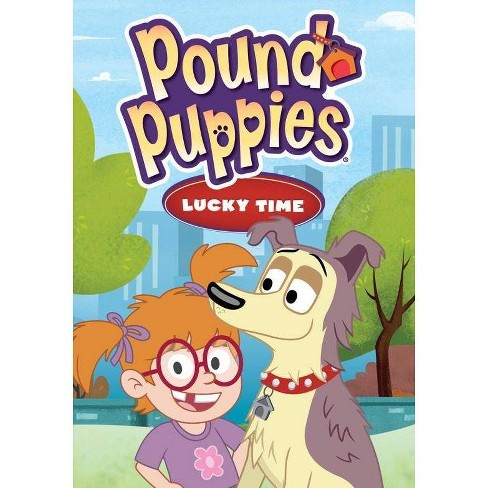 Pound Puppies: Lucky Time (DVD) - image 1 of 1