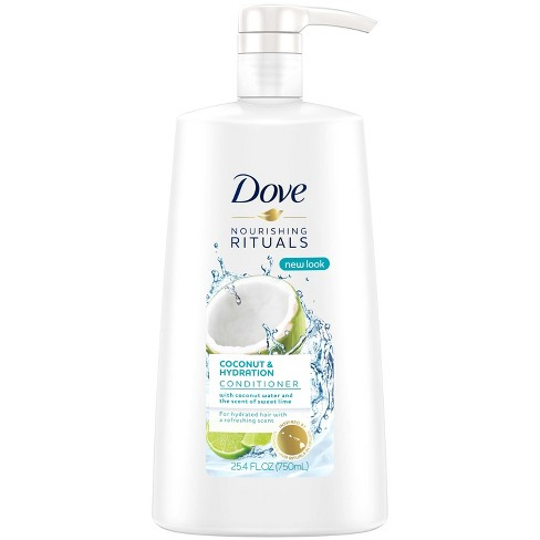 Dove Beauty Nutritive Solutions Coconut and Hydration Conditioner - 25.4 fl oz - image 1 of 6