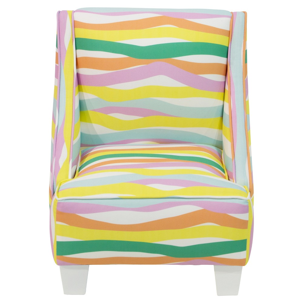 Image of Kids Chair - Stripe Multi - Oh Joy!