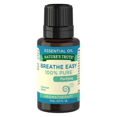 Natures Truth Breathe Easy Essential Oil -15ml