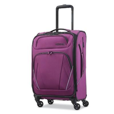 American Tourister 20  Superset Suitcase - Grape Juice