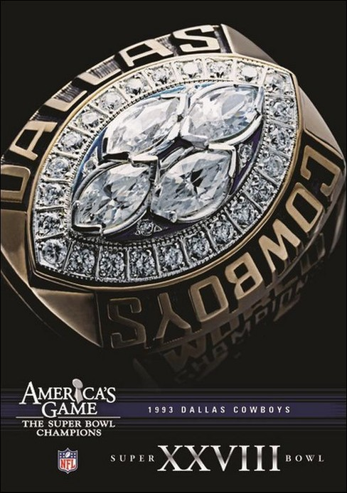 Nfl america's game:1993 cowboys (DVD) - image 1 of 1