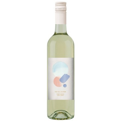 Pinot Grigio White Wine - 750ml Bottle - The Collection