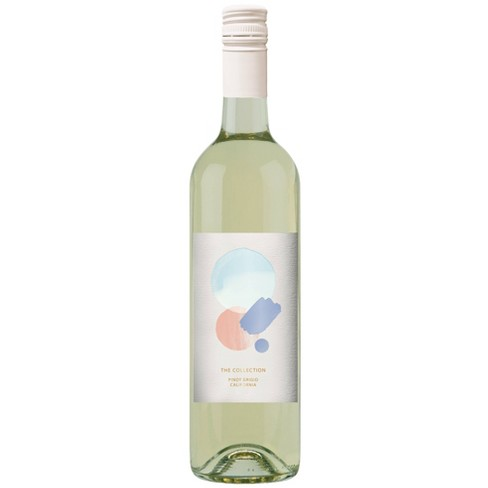 Pinot Grigio White Wine - 750ml Bottle - The Collection - image 1 of 1