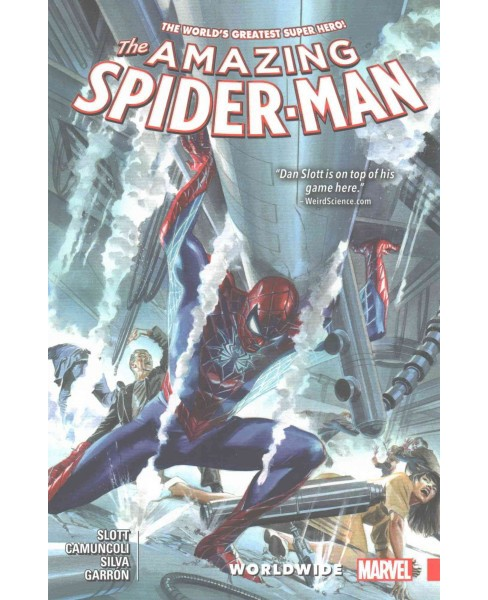 Amazing Spider-Man Worldwide 4 (Paperback) (Dan Slott) - image 1 of 1