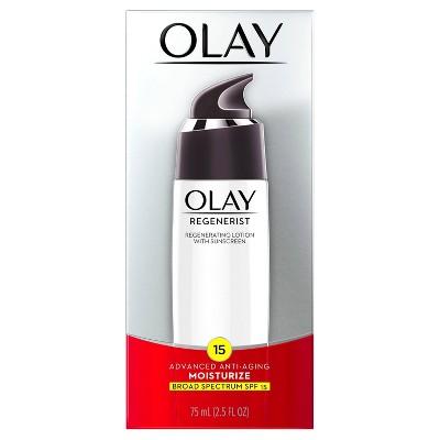 Olay Regenerist Regenerating Lotion- SPF 15 - 2.5 fl oz