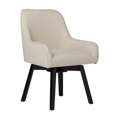 Home Spire Swivel Chair - White - Studio Designs
