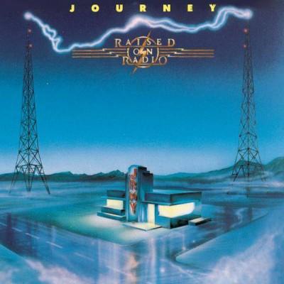 Journey (Rock) - Raised On Radio (CD)