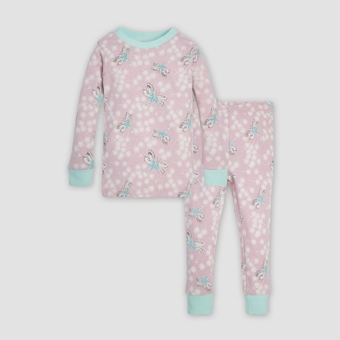 ddff807a5420 Burt s Bees Baby® Toddler Girls  Dragonfly Organic Cotton Pajama Set ...