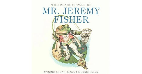 The Classic Tale of Mr. Jeremy Fisher (Board) - image 1 of 1