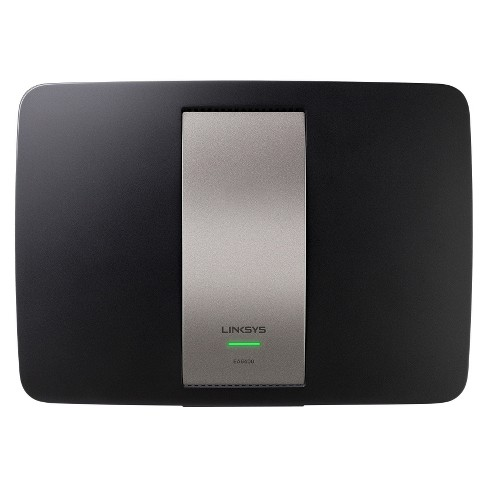 Linksys AC1600 Gigabit Ethernet Smart Wi-Fi Dual-Band Router with Parental Controls (EA6400-4A) - image 1 of 3